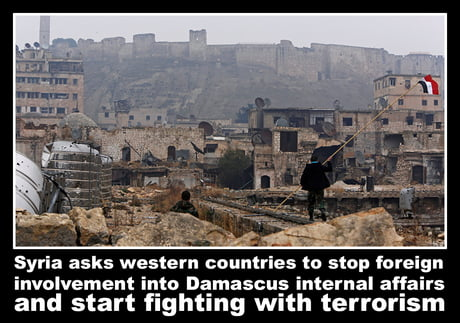 Syria asks