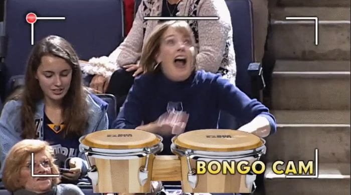 The Bongo Cam - 9GAG