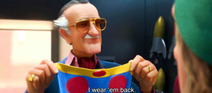 Image result for stan lee cameo big hero 6