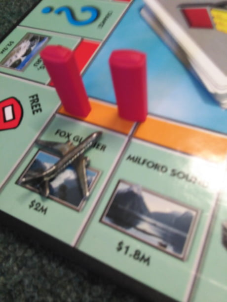 This game of Monopoly just got really dark...