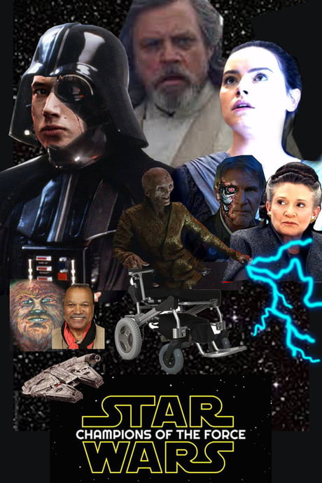 Star wars new movie