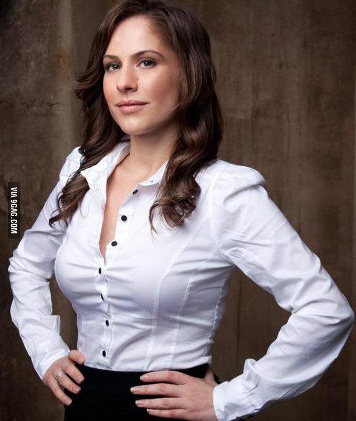 Ana Kasparian from TYT - 9GAG