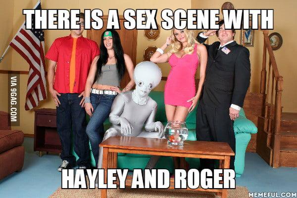 American Dad Haley Spoof Porn - WTF Porn : American Dad XXX Parody