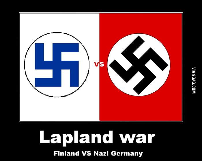 Finnish Swastika