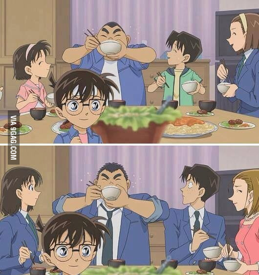 Detective Conan: Then And Now
