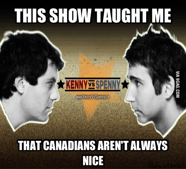 kenny and spenny relationship tips