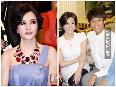 Liu Xiaoqing - She is 60 years old. - 9GAG