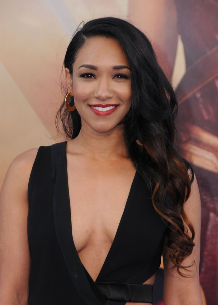 Excellent message Candice patton nue