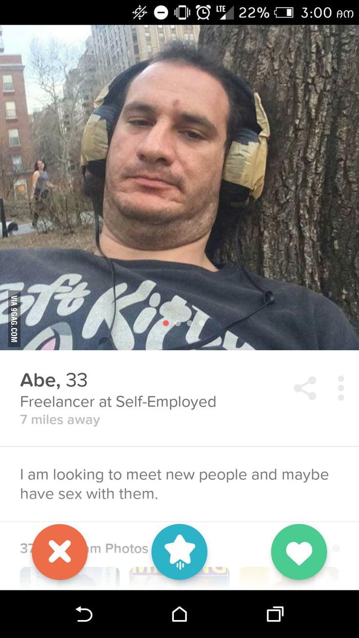 Off tinder sex What I