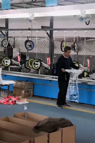 How to bag wheels