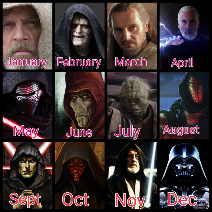 Your Birth month is your teacher  How badass are you? - 9GAG