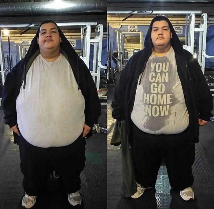 Motivational gym shirt idea