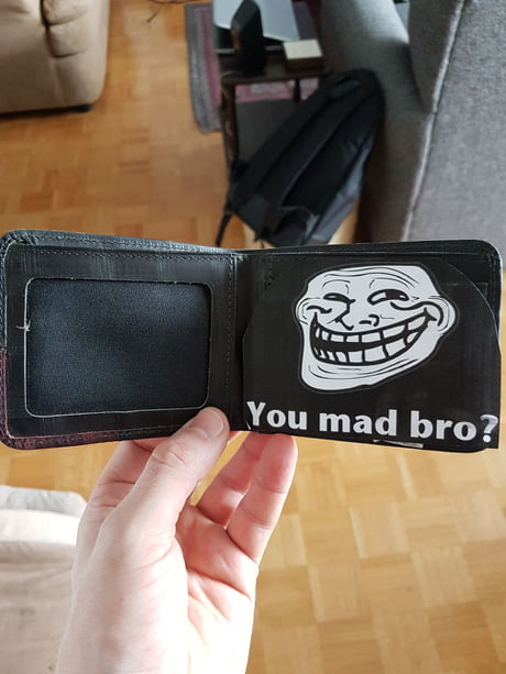 Bringing a dummy wallet to New York maybe I can troll a thief