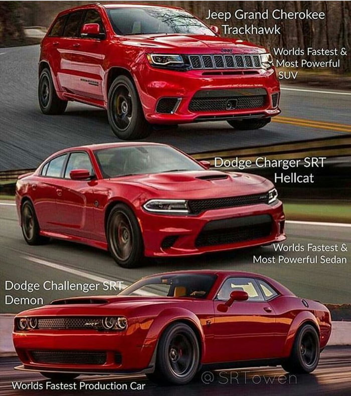 Here comes the American car haters...each car is under 100k - 9GAG