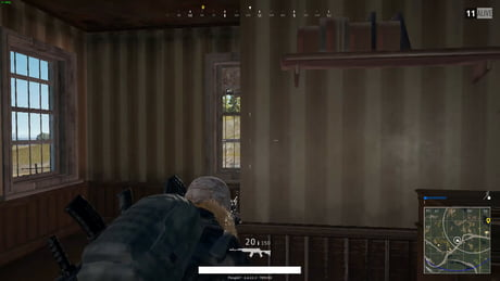 [PUBG] - Unwelcome Entry