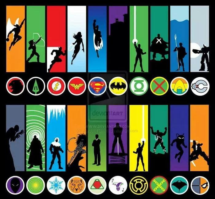 DC Comics!