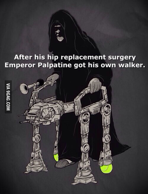 Lesser Known Star Wars Walkers