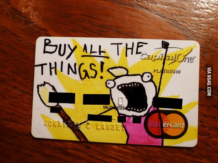 Probably the best credit card ever.