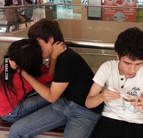Forever Alone Level Ill Just Eat Ice Cream 9gag