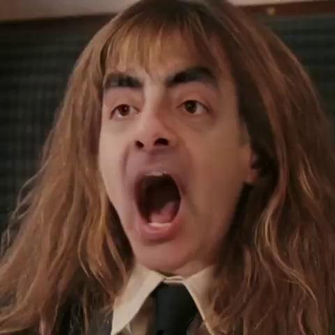 Mr Bean face destroys everything