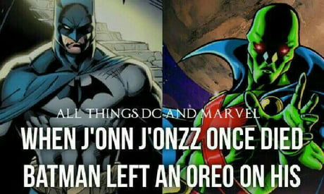 Marvel & Dc facts #8