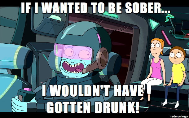 Best Rick And Morty Quotes Awesome Best Quote From Rick And Morty  9Gag