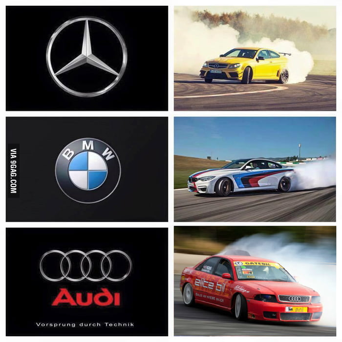 Audi Vs Bmw Sprüche