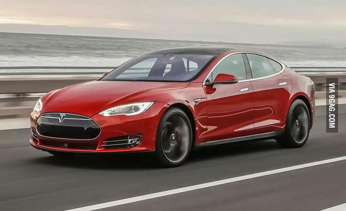 Tesla 90d 0-60