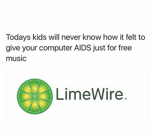 Old Limewire 21