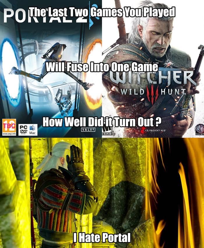Classic Geralt