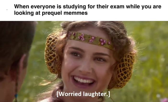 I made this. Prequel memes are the best memes - 9GAG
