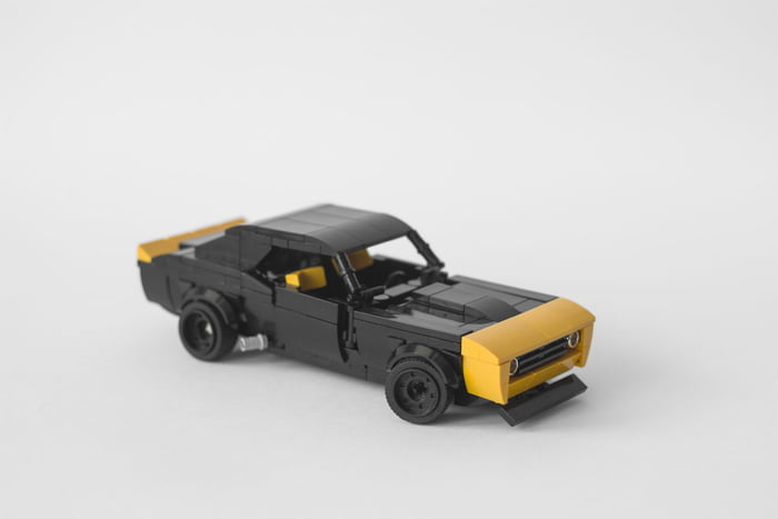 Lego Chevrolet Camaro Ss 1969 Splego 9gag