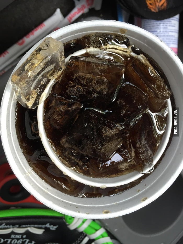 Image result for coke with an extra cup