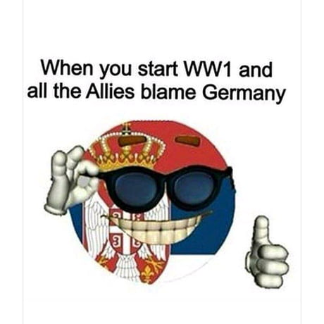 """""""Who did we fight in WW1?""""  """"uhhh, Mexico?"""""""