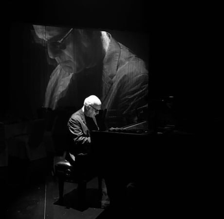 Someone who wants to accompany me to the Ludovico Einaudi concert in Mew York?