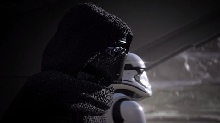 Star Wars Battlefront Ii Background Of Kylo Ren 9gag
