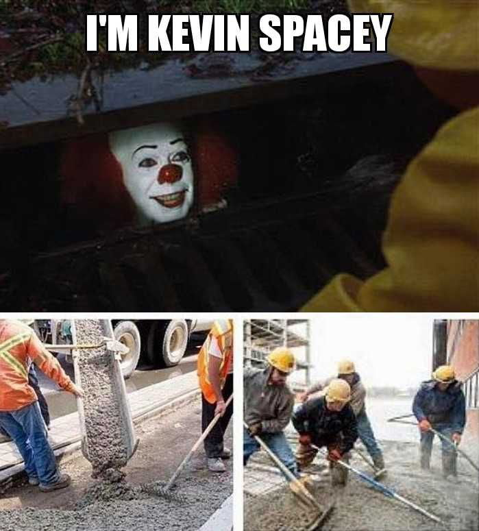 Hey Kid Im Famous Wanna Come Down Into My Sewer 9gag