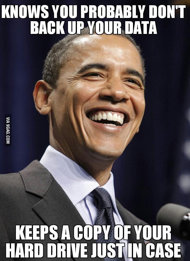 Good Guy Obama