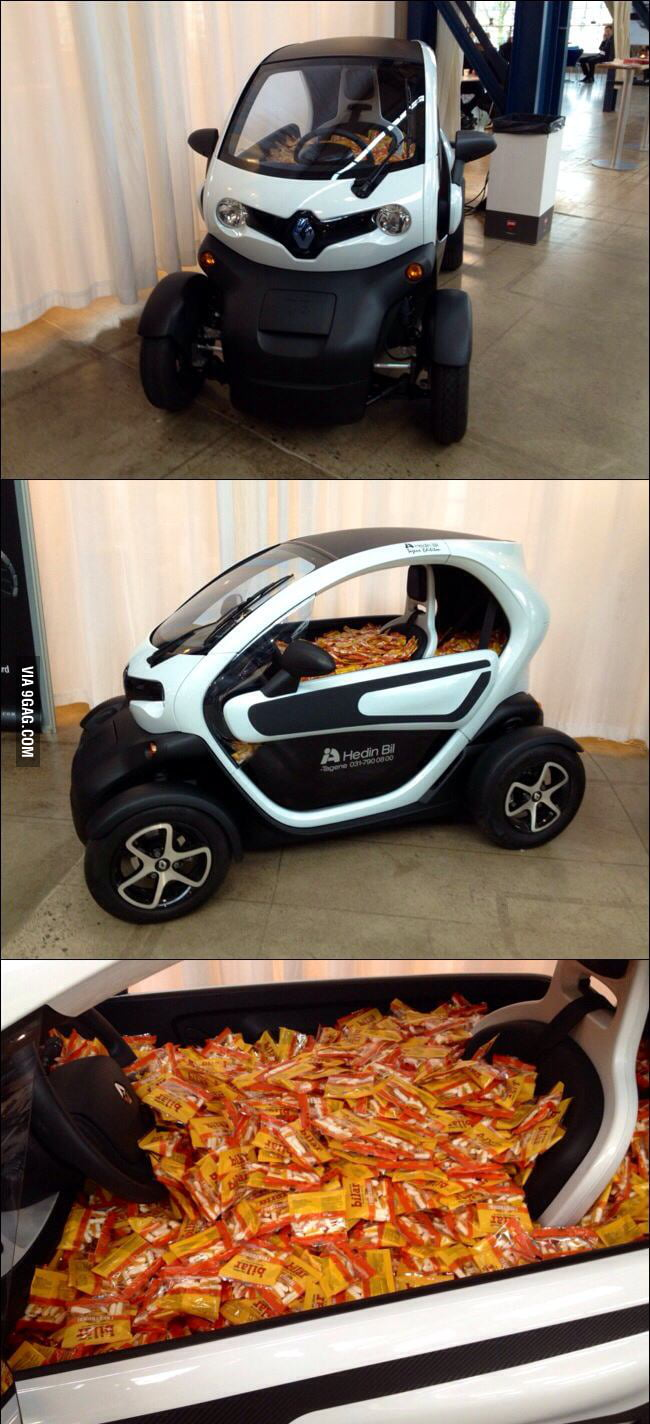 Swedish Car Candy Inside A Car 9gag