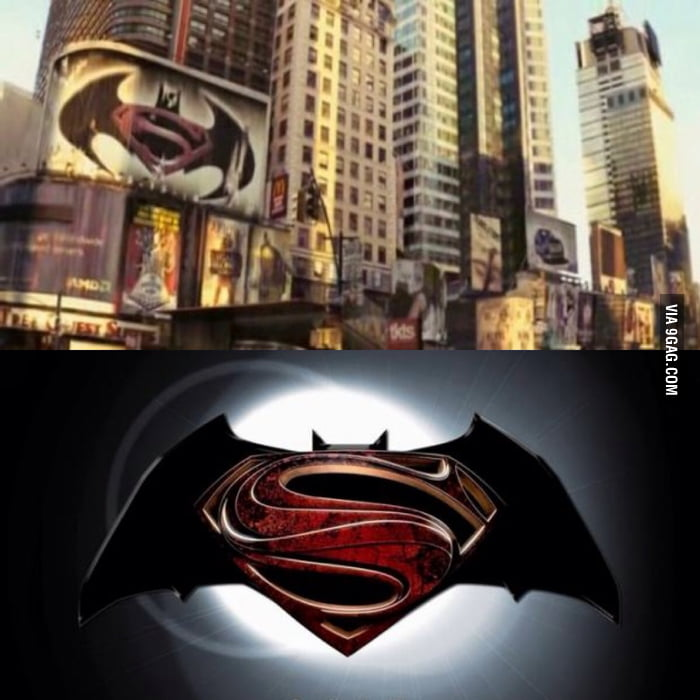 Did You Know Batman Vs Superman Logo Appers In I Am Legend
