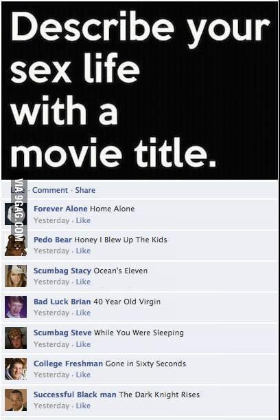sex life movie titles