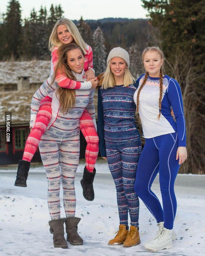 Girls scandinavian 107 Scandinavian