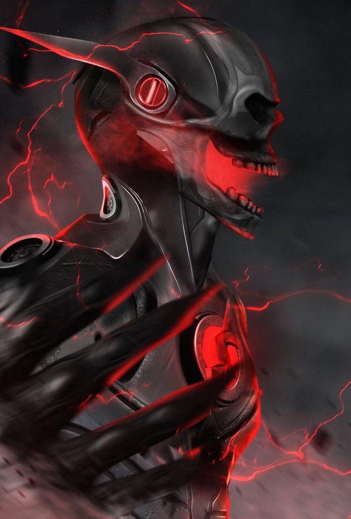 Black Flash Wallpaper 9gag