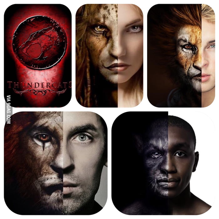 thundercats movie cast and look for 2018 9gag