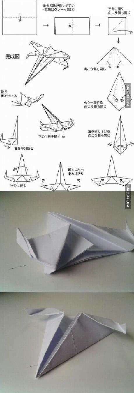 Awesome Origami Designs from a Galaxy Far, Far Away   1343x460
