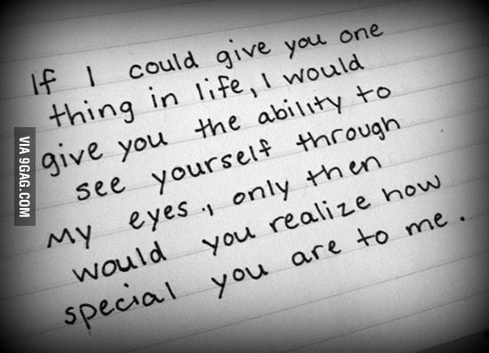 Words To Show How Much You Love Someone