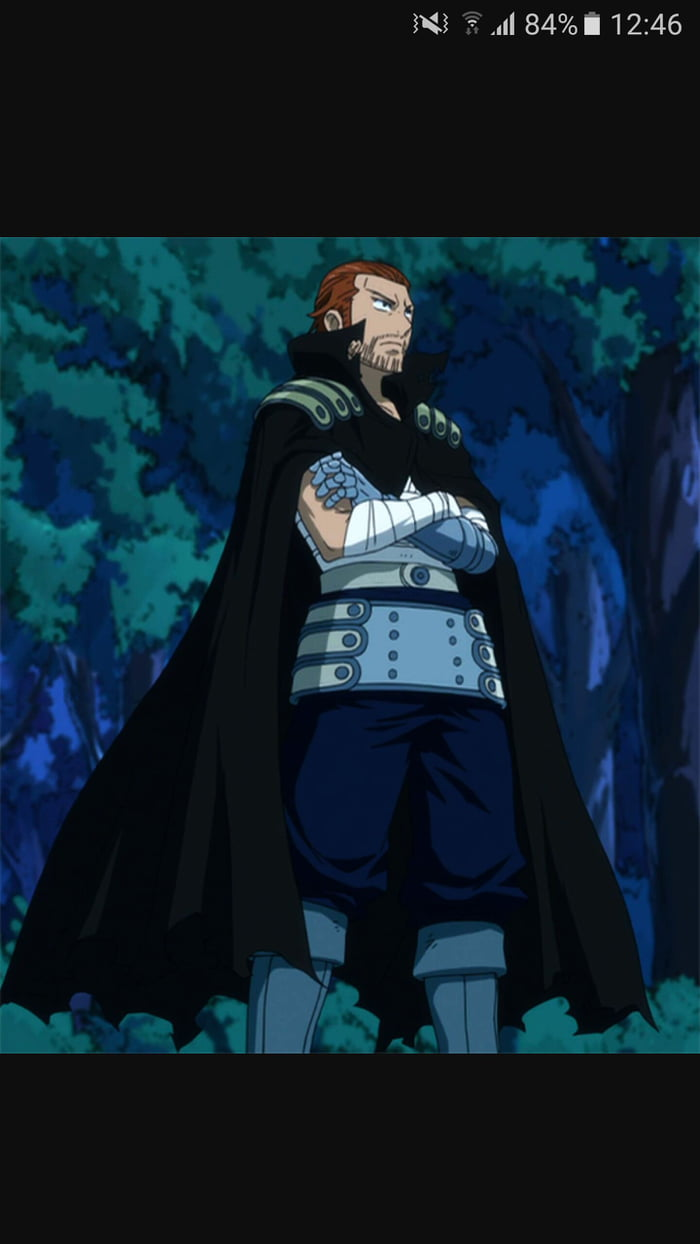One Of The Most Badass Characters In Fairy Tail