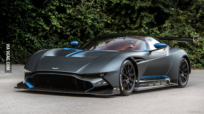 One Of Most Breathtaking Designs I Saw Aston Martin Vulcan Seen In Grand Tour Ep2 9gag