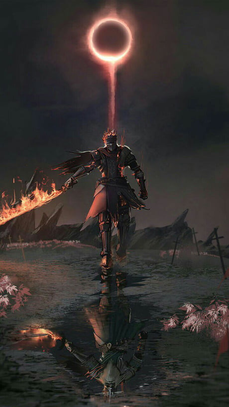 Dark souls wallpaper#5 the first flame