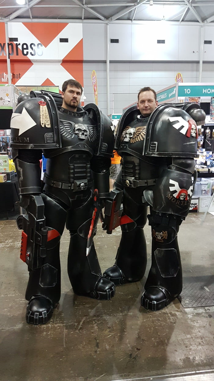 Met These Guys Over The Weekend Unfortunately Fans In Their Helmets Ran Out Of Battery But Still Awesome